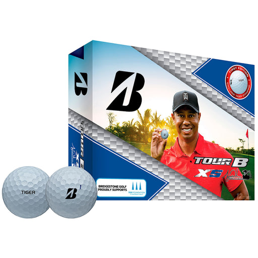 Bridgestone Tour B XS Tiger Woods Golf Balls