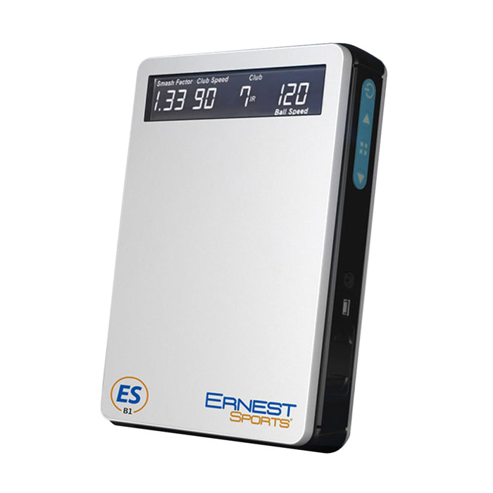 Ernest Sports ESB1 Golf Launch Monitor - Right Angle