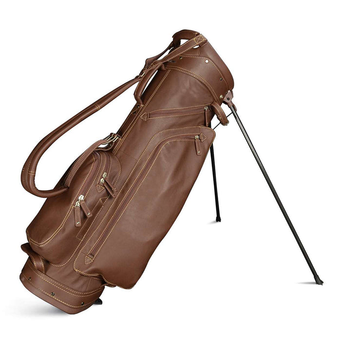 Sun Mountain 2020 Leather Golf Stand Bag