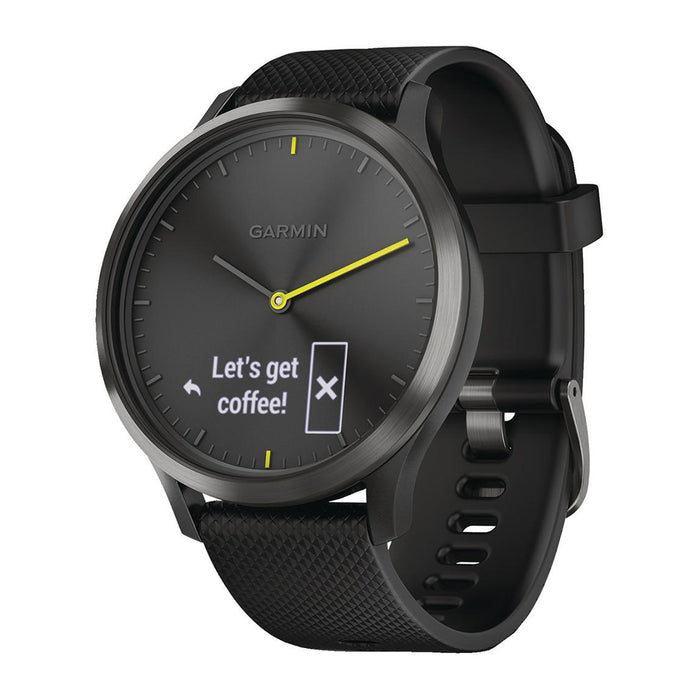 Garmin vivomove HR GPS Hybrid Smartwatch (OPEN BOX)