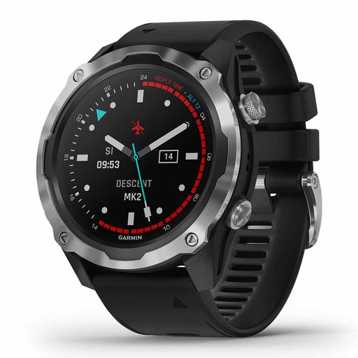 Garmin Descent MK2 Scuba Diving Watch - Right Angle