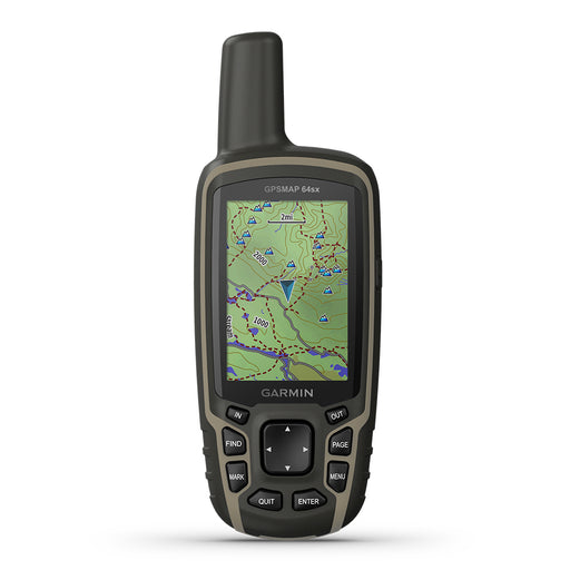 Garmin GPSMAP 64sx Handheld Hiking GPS