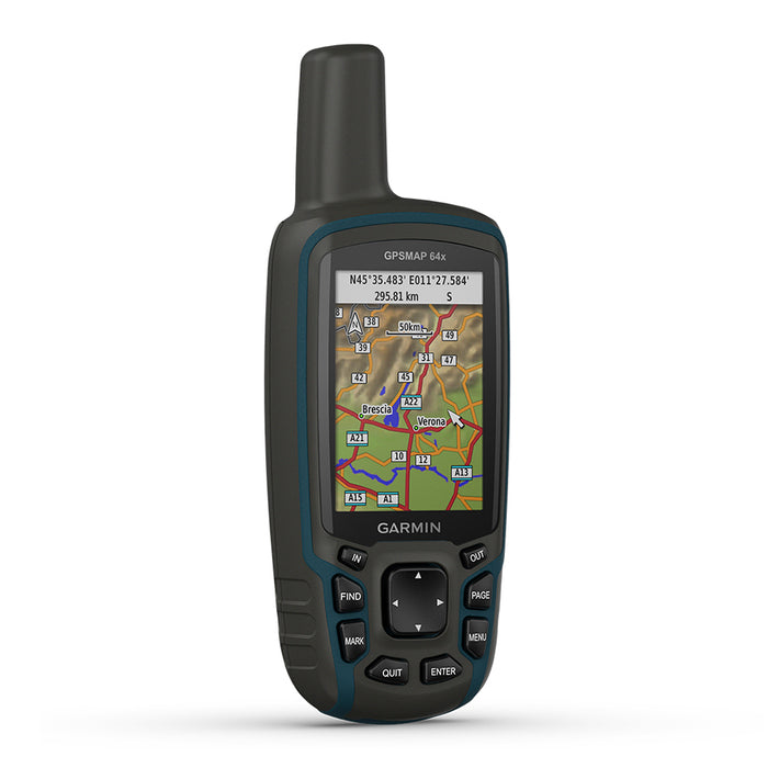 Garmin GPSMAP 64x Handheld Hiking GPS