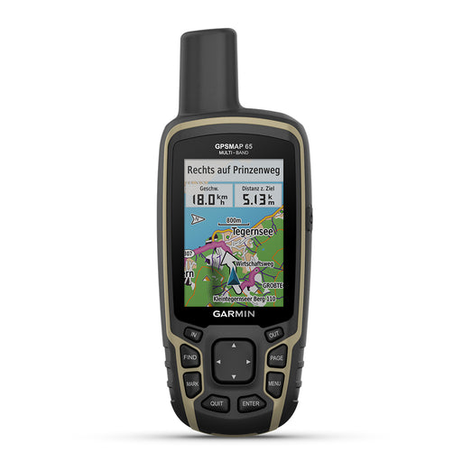 Garmin GPSMAP 65 Handheld Hiking GPS