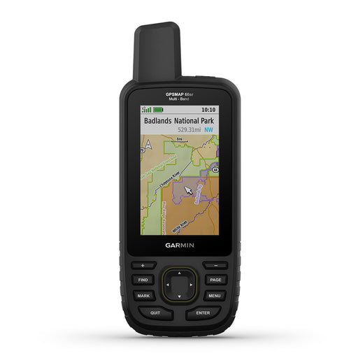 Garmin GPSMAP 66sr Handheld Hiking GPS