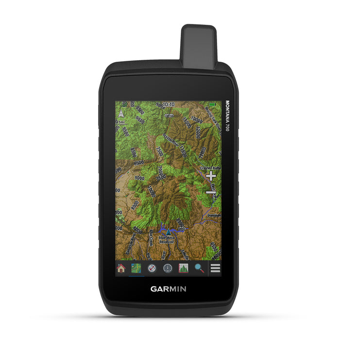 Garmin Montana 700 Rugged GPS Touchscreen Navigator