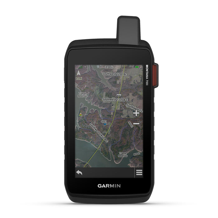 Garmin Montana 700i Handheld Hiking GPS