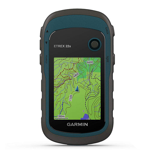 Garmin eTrex 22x Handheld Hiking GPS