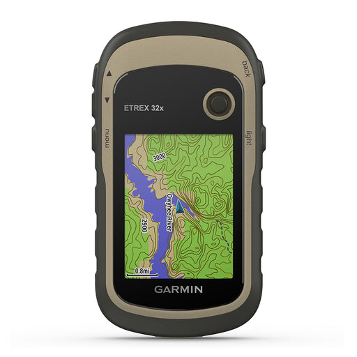 Garmin eTrex 32x Handheld Hiking GPS