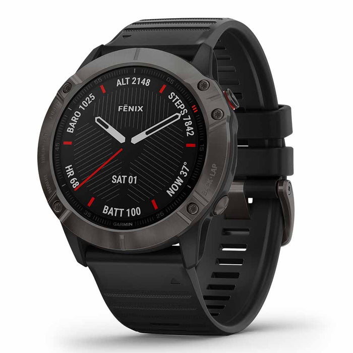 Garmin fenix 6X Multisport GPS Fitness Watch (OPEN BOX)