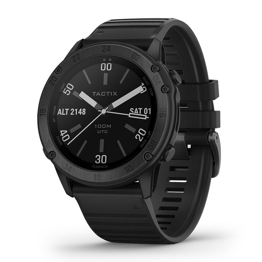 Garmin tactix Delta Sapphire Outdoor GPS Smartwatch - Right Angle