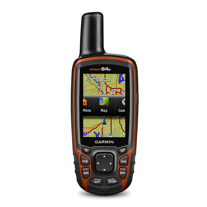 Garmin GPSMAP 64s Handheld Hiking GPS