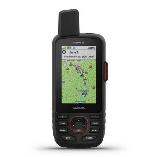 Garmin GPSMAP 66i Handheld Hiking GPS