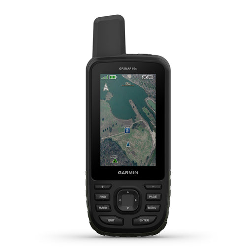 Garmin GPSMAP 66s Handheld Hiking GPS