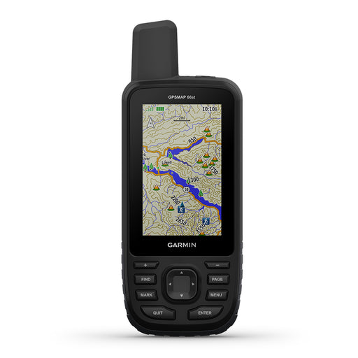 Garmin GPSMAP 66st Handheld Hiking GPS