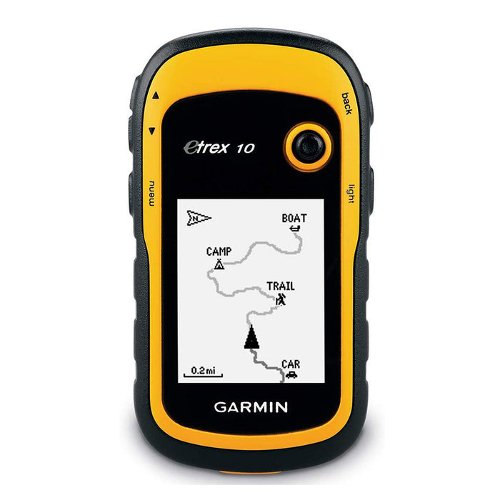 Garmin eTrex 10 Handheld Hiking GPS