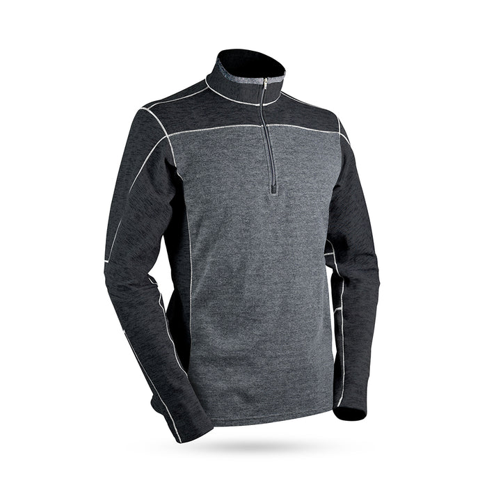 Sun Mountain 2020 Pryor LS Thermal Golf Pullover