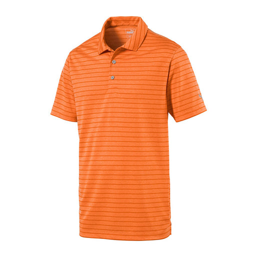 PUMA Rotation Stripe Golf Polo