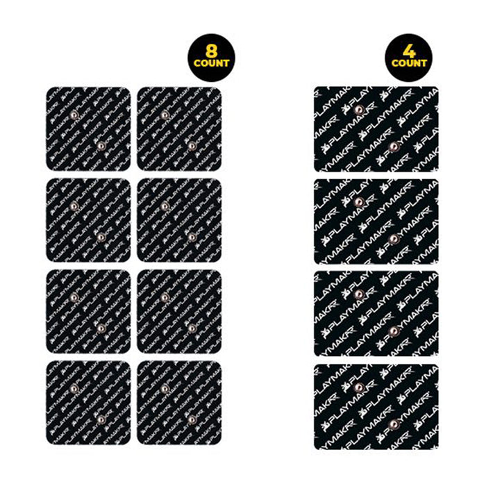 PlayMakar PRO Self Adhering Electrode Pads