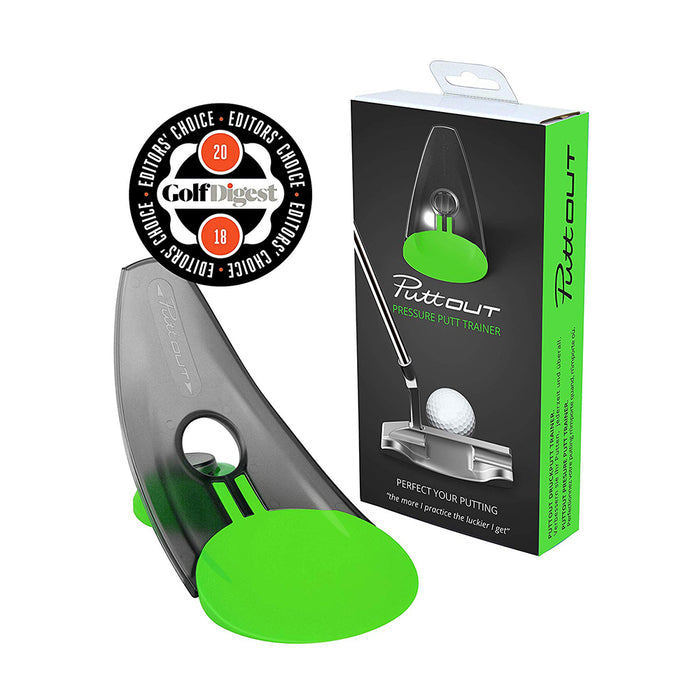 PuttOUT Golf Pressure Putt Trainer
