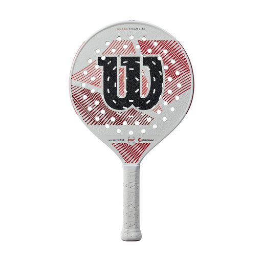 Wilson Steam Lite GRUUV Platform Tennis Paddle