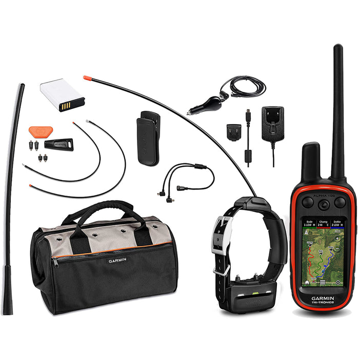 Garmin Alpha 100 Handheld GPS Dog Tracker (USED)