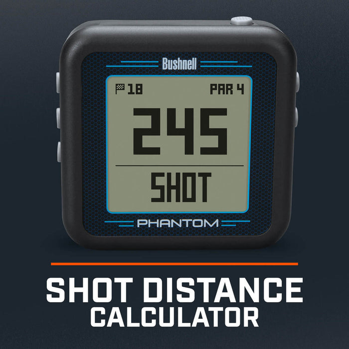 Bushnell Phantom Handheld Golf GPS