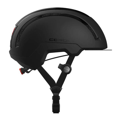 COROS SafeSound Urban Smart Cycling Helmet - Black - Right Side
