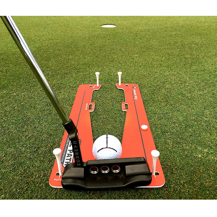 Eyeline Golf Slot Trainer Putting System By Jon & Jim McLean