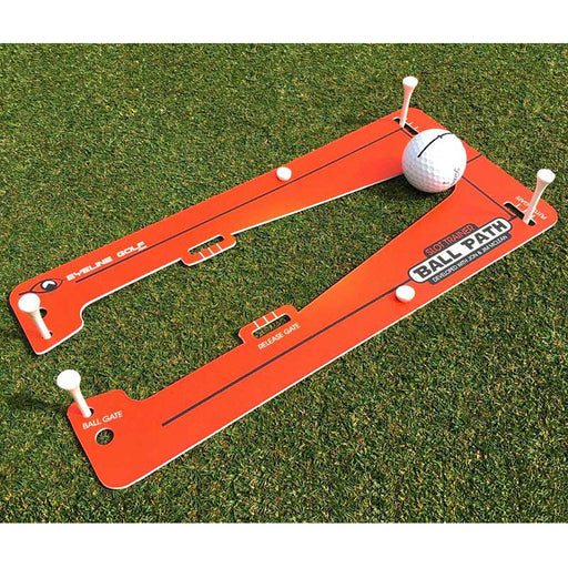 EyeLine Golf Slot Trainer System by Jon & Jim McLean