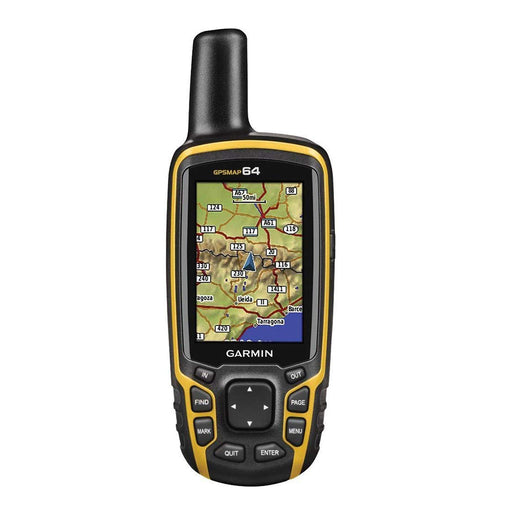 Garmin GPSMAP 64 Handheld Hiking GPS