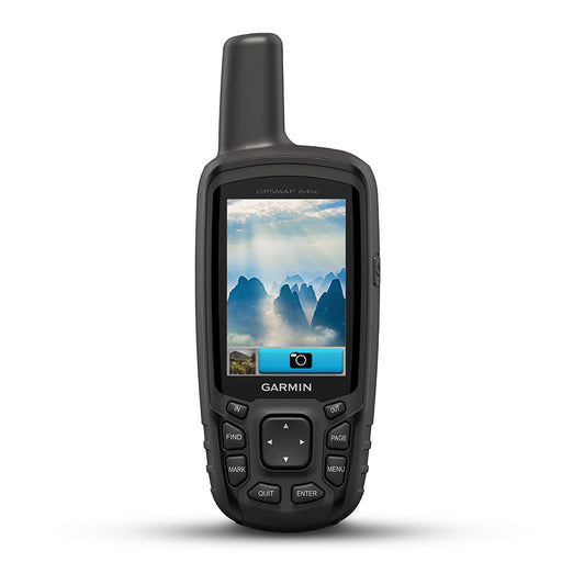 Garmin GPSMAP 64sc Handheld Hiking GPS