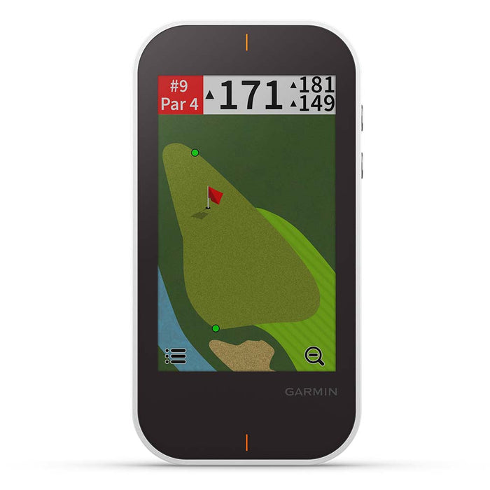 Garmin Approach G80 Handheld Golf GPS - Front Angle