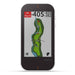Garmin Approach G80 Handheld Golf GPS - Green View - Front Angle