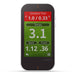 Garmin Approach G80 Handheld Golf GPS - Tempo, Back and Front Distances - Used‎ - Front Angle