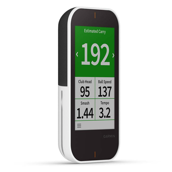Garmin Approach G80 Handheld Golf GPS - Carry Distance - Left Angle