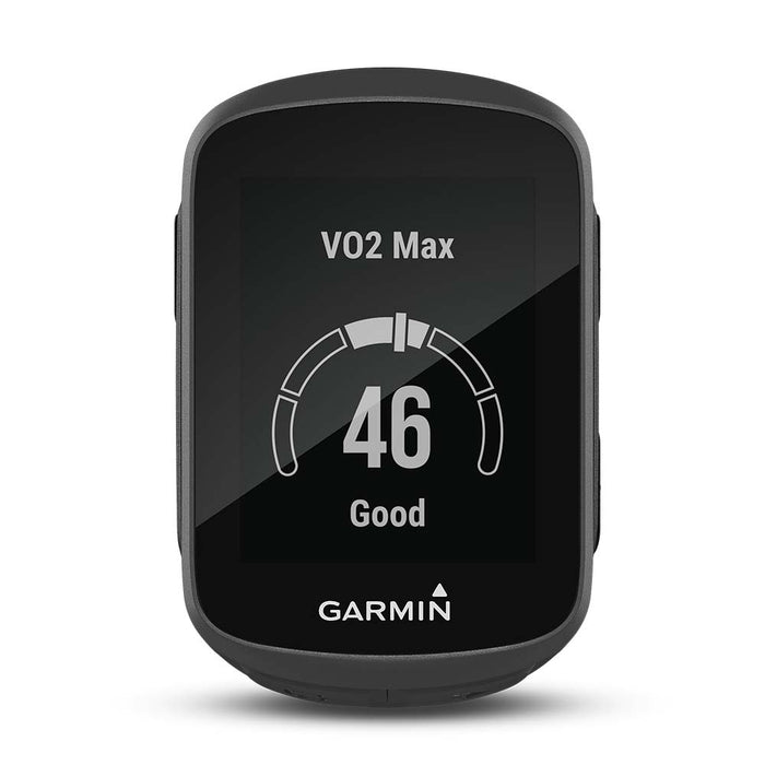 Measuring VO2 Max on Garmin Edge 130 Plus GPS  Bike Computer‎