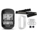 Garmin Edge 130 Plus GPS Cycling Computer‎ with Garmin HRM-Dual, PlayBetter Screen Protectors and White Silicone Case