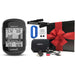 Garmin Edge 130 Plus GPS Cycling Computer‎ with Garmin HRM-Dual - PlayBetter Gift Box Bundle with Blue Silicone Case