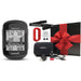 Garmin Edge 130 Plus GPS Cycling Computer‎ with Garmin HRM-Dual - PlayBetter Gift Box Bundle with Red Silicone Case