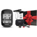 Garmin Edge 130 Plus GPS Cycling Computer‎ with Garmin HRM-Dual - PlayBetter Gift Box Bundle with White Silicone Case