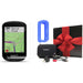 Garmin Edge 830 Touchscreen Cycling Computer - PlayBetter Gift Box Bundle with Blue Silicone Case