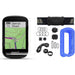 Garmin Edge 830 Touchscreen Bike Computer - Sensor Bundle with PlayBetter Portable Charger and Blue Silicone Case
