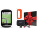 Garmin Edge 830 Touchscreen Cycling Computer - PlayBetter Gift Box Bundle with Orange Silicone Case