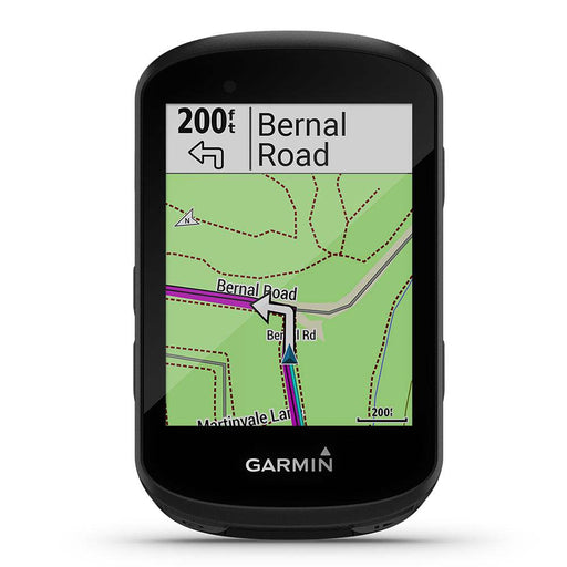Garmin Edge 830 Touchscreen Cycling Computer with Performance Insights‎ - Open Box‎ - Front Angle