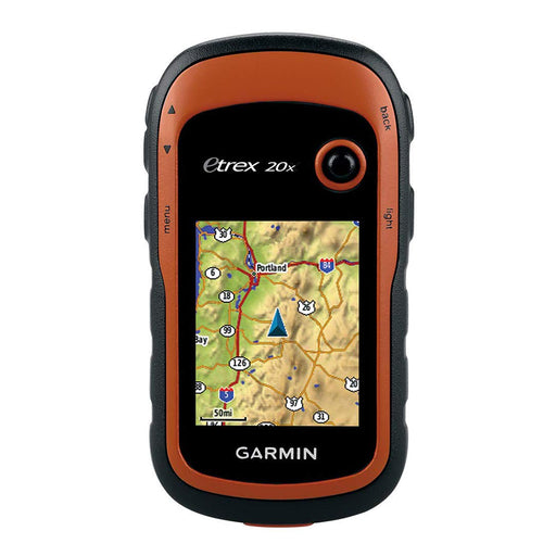 Garmin eTrex 20x Handheld Hiking GPS