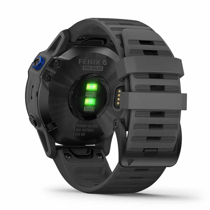 Garmin fenix 6 Pro Solar Multisport GPS Watch