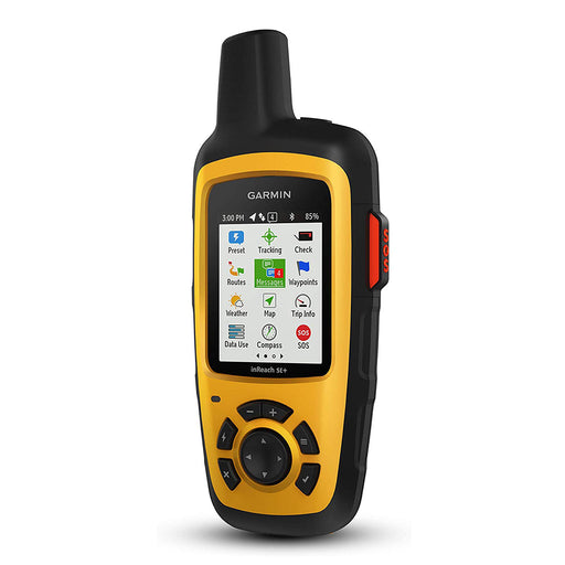 Garmin inReach SE+Handheld Satellite Communicator