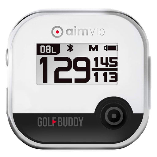 GolfBuddy aim V10 Talking Golf GPS (OPEN BOX)
