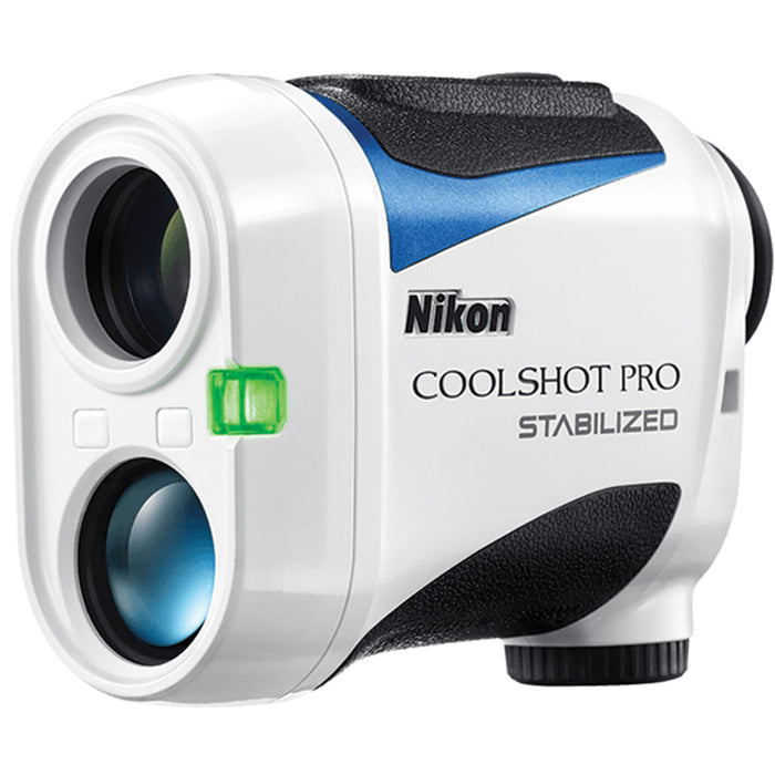 Nikon COOLSHOT PRO STABILIZED Golf Rangefinder (USED)